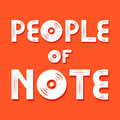 People of Note Podcast image