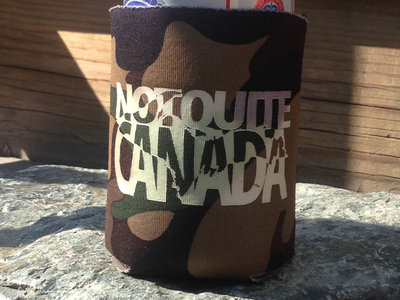 Not Quite Canada Koozie main photo