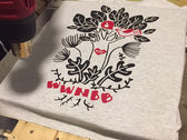 "WWNBB x NPS ""Tree + Bird"" T-shirt photo"