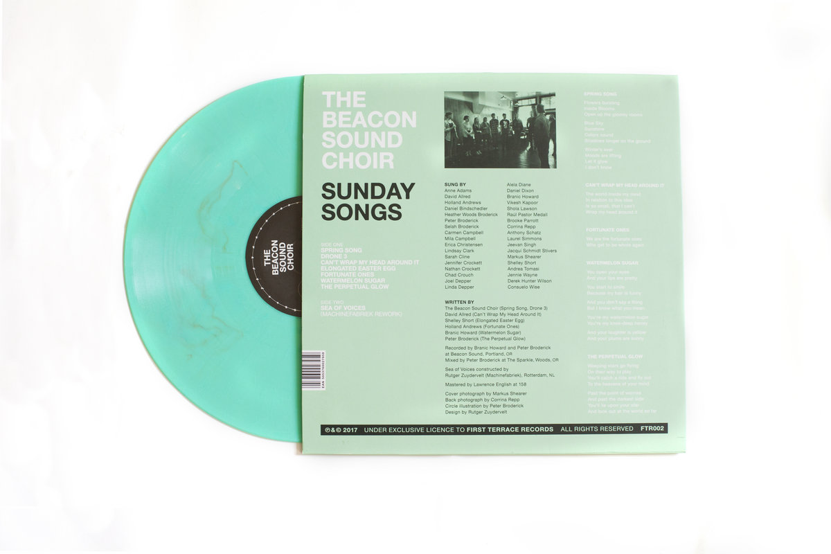 Sunday Songs   First Terrace Records