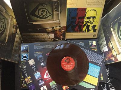 """Omaggio al Maestro Ennio Morricone"" LP/CD bundle! main photo"