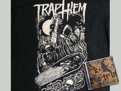 Graveyard Chainsaw Shirt + CD + Digital Download main photo