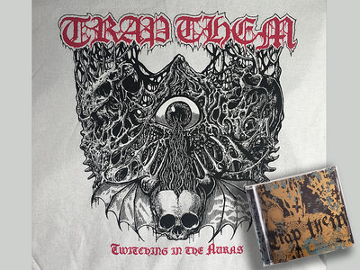 Twitching in the Auras shirt + CD + Digital Download main photo
