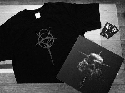 OMEN Black Logo T-Shirt + Free OMEN001 Vinyl main photo