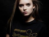 Lizard Queen T-shirt photo