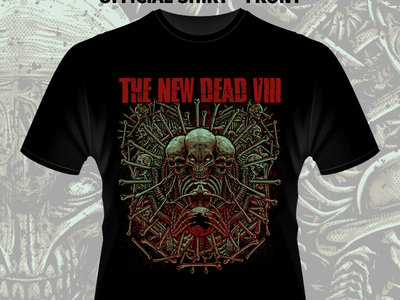 The New Dead #8 - Exclusive T-Shirt main photo