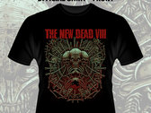 The New Dead #8 - Ticket and Shirt Package (Ticket posted) photo