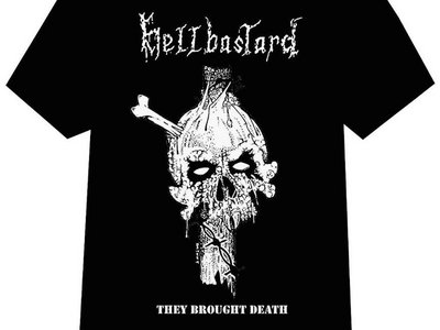 """They Brought Death (ONLY 2 LEFT, SIZE """"s"""")  SOLD OUT !!!!! main photo"""