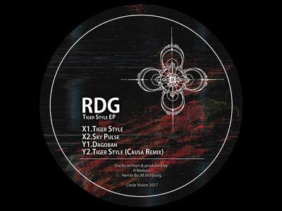 "CV007 - RDG - Tiger Style EP (12"" Vinyl) main photo"