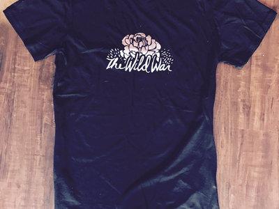 """""""The Wild War"""" - Flower T Shirt main photo"""
