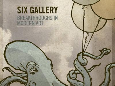 Pre-Order 'Breakthroughs in Modern Art' Vinyl and Metal T-Shirt Bundle main photo