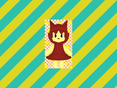 LIMITED EDITION Star Girl sticker main photo