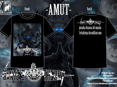 Amut Limited Edition launch t-shirt main photo