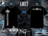 Amut Limited Edition launch t-shirt photo