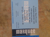 Ticket to Marquee Theater Showcase on June 30th photo