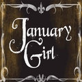 January Girl image