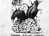 Brainwashing Life T-shirt | White photo