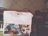 "b.rdyj t-shirt   (+ free download of "" zenzero ~ ep"") photo"