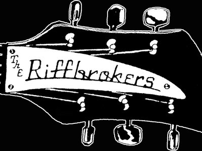 Headstock Logo T-shirt main photo