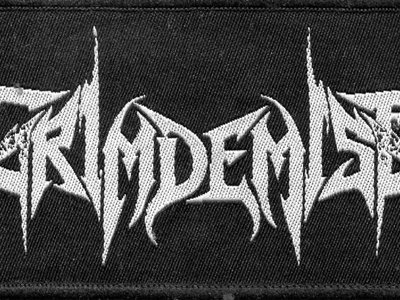 Grim Demise sew on patches main photo