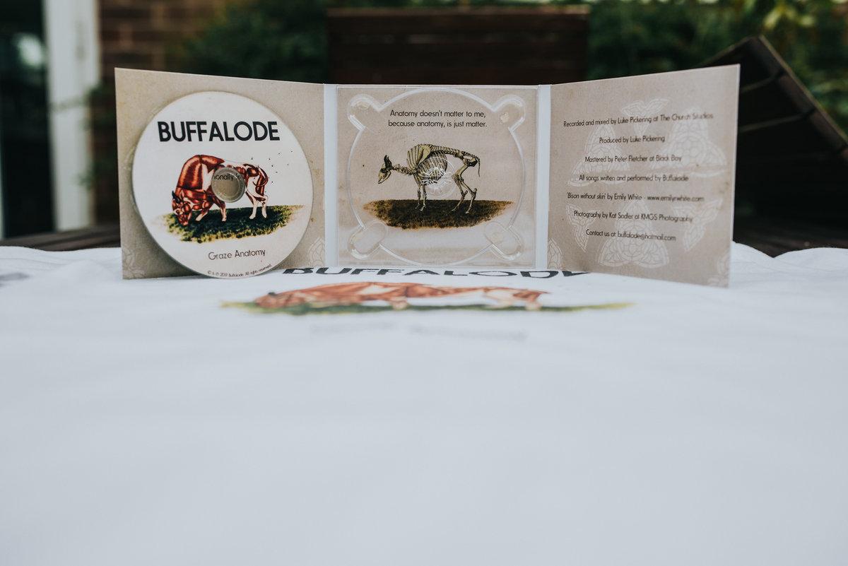 Graze Anatomy | Buffalode