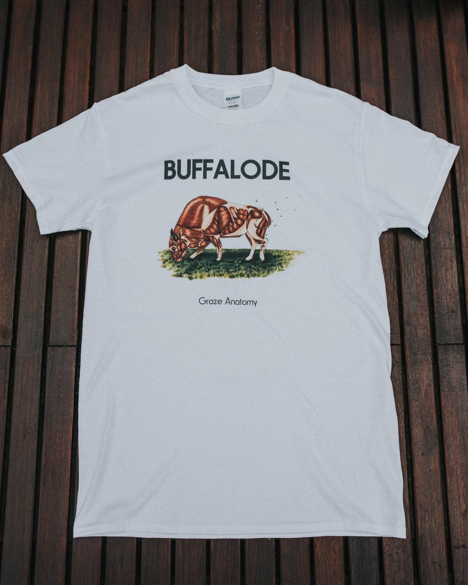Graze Anatomy T Shirt Buffalode