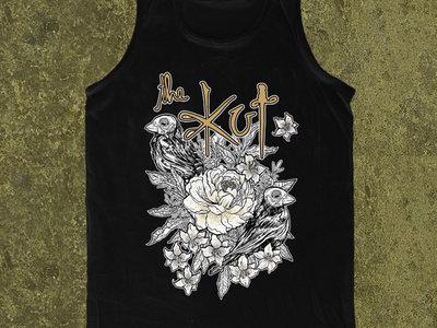 The Kut - Flight Vest Metallic Gold main photo