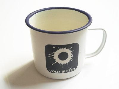 Cold Busted 16 oz Enamel Metal Mug main photo