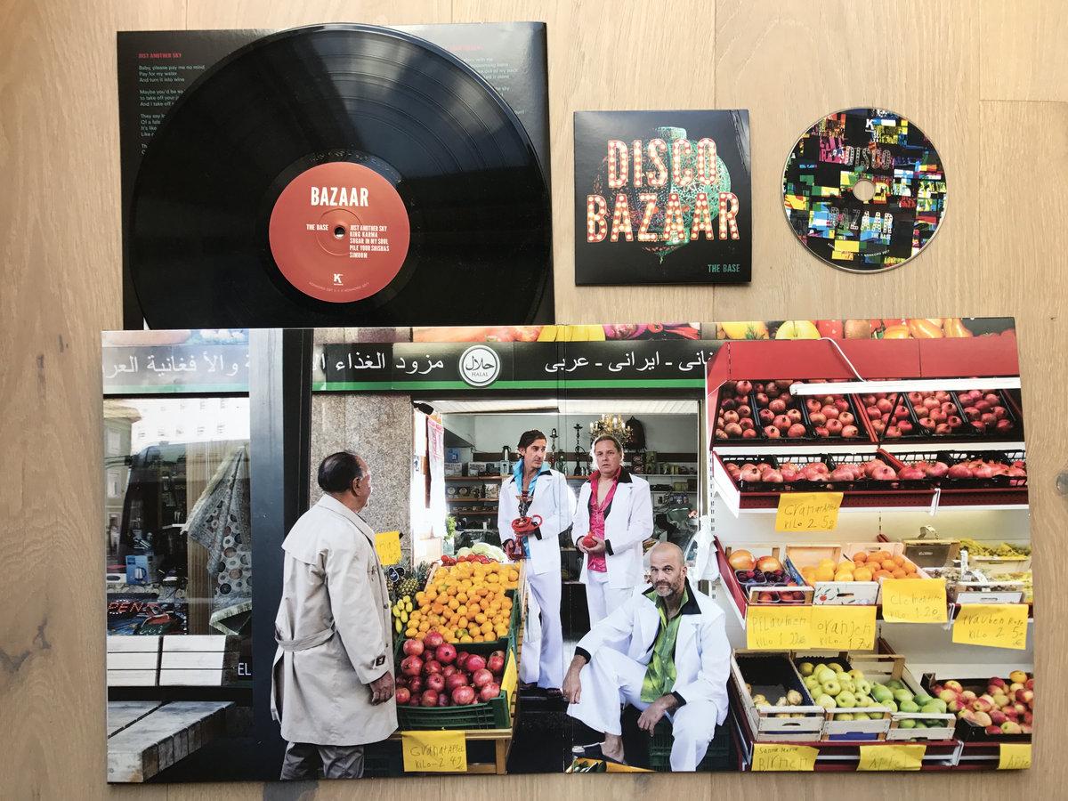 Disco Bazaar | konkord