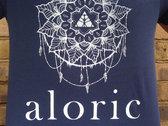 Aloric' Navy T-Shirt // Unisex photo