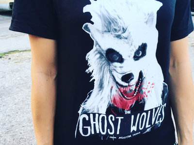 Ghost Wolves Blood Shirt - FREE SHIPPING (USA) main photo