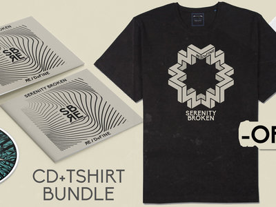 Redefine CD+T-Shirt Bundle main photo