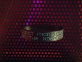 Giant Monsters on the Horizon USB Wristband - 2 albums + Remixes photo