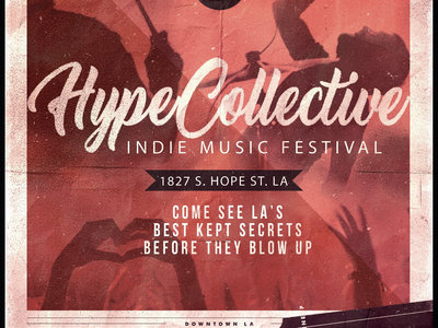HYPE COLLECTIVE: General Admission main photo