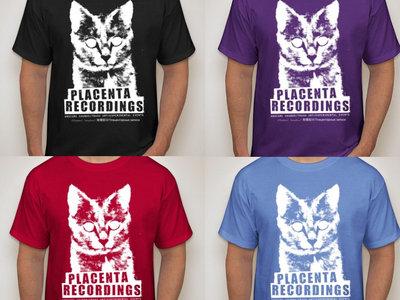 "Placenta Recordings International ""ROSTOV"" T-Shirt pre-order! main photo"