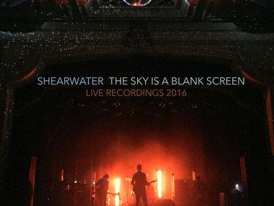 The Sky Is a Blank Screen digital album main photo