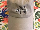 """Alex Napping """"AN"""" Logo Baseball Cap photo"""