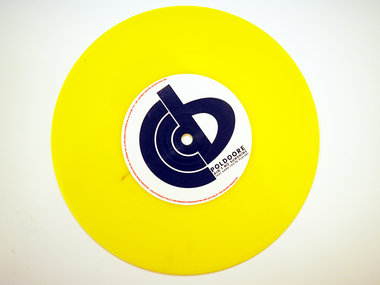 """Limited Edition 7"""" Yellow Colored Vinyl main photo"""