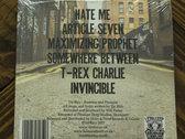 T-Rex Charlie Shirt + CD photo