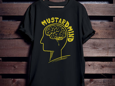 Black Mustardmind T-Shirt main photo