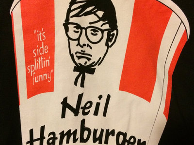 Neil Hamburger Chicken Bucket Shirt main photo