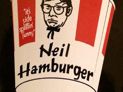 Neil Hamburger Chicken Bucket Sticker main photo