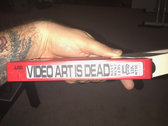 VIDEO ART IS DEAD ltd. VHS COMPILATION photo