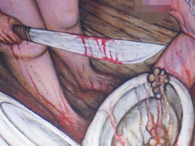 TOILET TRAINING ORIGINAL PAINTING main photo