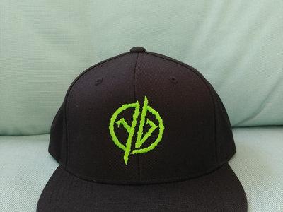 Years Before Logo Hat - Green main photo