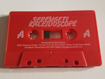 Limited Edition Full Length Cassette main photo