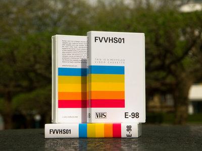 FVVHS01 (NTSC) - Fornax Void VHS Volume One main photo