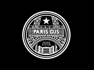 Wearplay EP#13 - Paris DJs Soundsystem Eiffelmat - T-shirt Made In France main photo