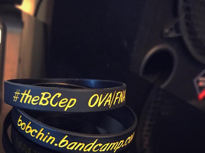 #theBCep wristbands main photo