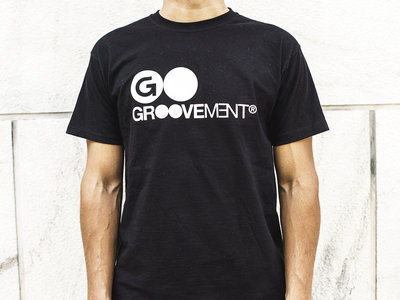 GO Logo T-shirt (black) [GMC006] main photo